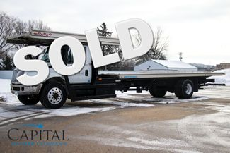 2003 International Danco 4 Car Hauler with 30ft Main Bed, in Eau Claire, Wisconsin