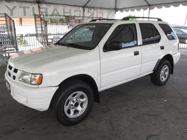 2003 Isuzu Rodeo Please call or e-mail to check availability All of our vehicles are available