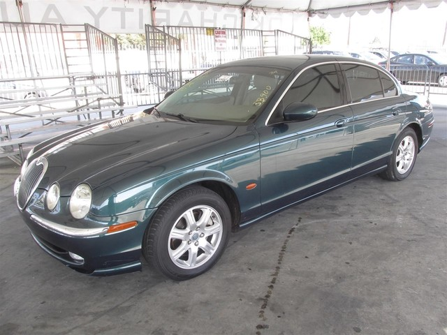 2003 Jaguar S-TYPE Please call or e-mail to check availability All of our vehicles are availabl