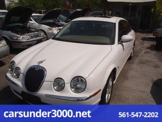 2003 Jaguar S-TYPE Lake Worth , Florida