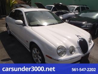 2003 Jaguar S-TYPE Lake Worth , Florida 1