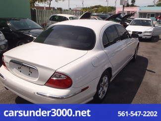 2003 Jaguar S-TYPE Lake Worth , Florida 3