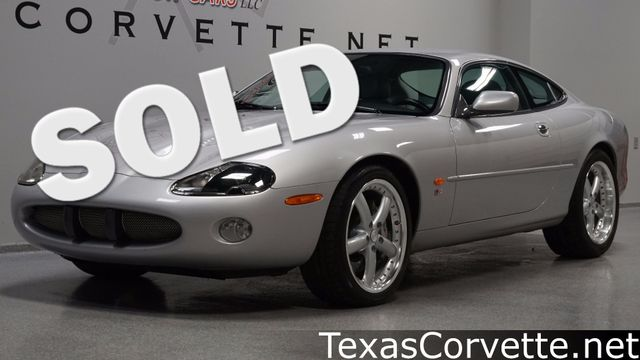 2003 Jaguar XK8-R  | Lubbock, Texas | Classic Motor Cars