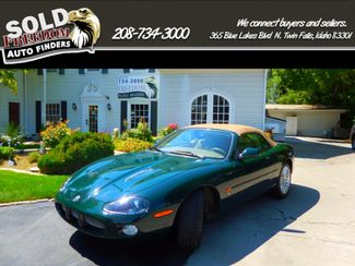 2003 Jaguar XKR  | Twin Falls, ID | Freedom Auto Finders in  ID