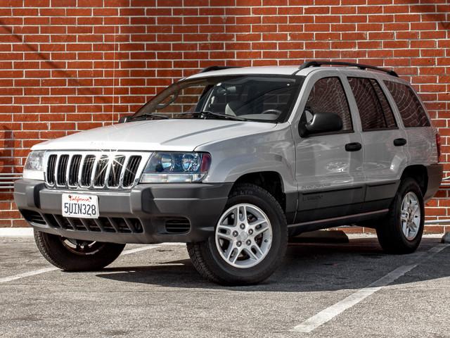 2003 Jeep Grand Cherokee Laredo Burbank, CA 0