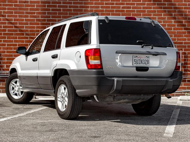 2003 Jeep Grand Cherokee Laredo Burbank, CA 3