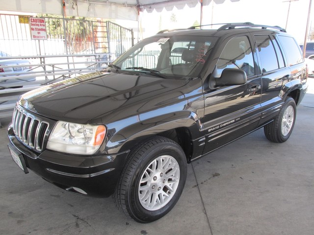 2003 Jeep Grand Cherokee Limited Please call or e-mail to check availability All of our vehicles