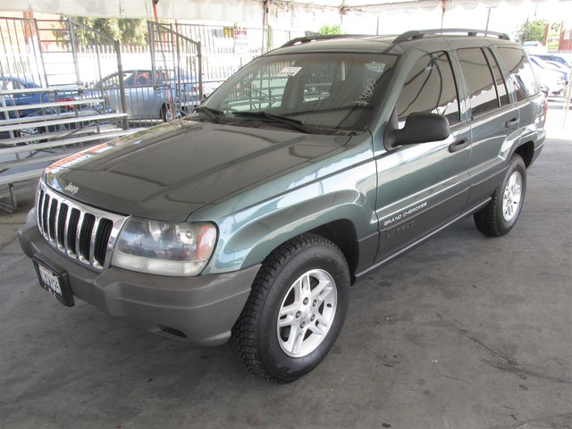 2003 Jeep Grand Cherokee Laredo Please call or e-mail to check availability All of our vehicles