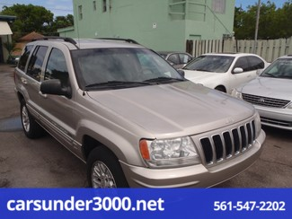 2003 Jeep Grand Cherokee Laredo Lake Worth , Florida