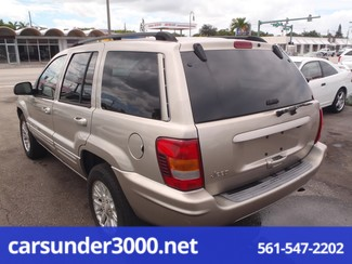 2003 Jeep Grand Cherokee Laredo Lake Worth , Florida 2