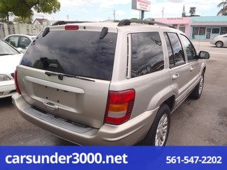 2003 Jeep Grand Cherokee Laredo Lake Worth , Florida 3