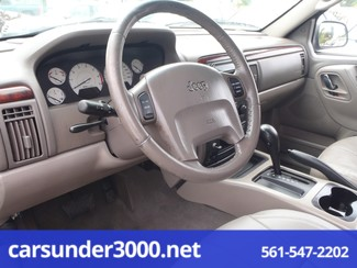 2003 Jeep Grand Cherokee Laredo Lake Worth , Florida 4