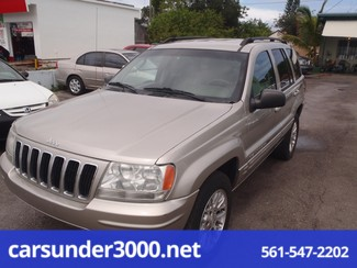 2003 Jeep Grand Cherokee Laredo Lake Worth , Florida 10
