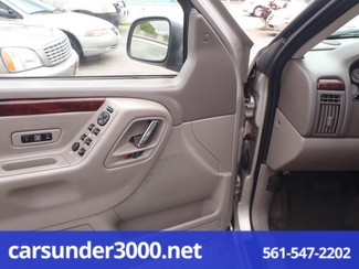 2003 Jeep Grand Cherokee Laredo Lake Worth , Florida 16