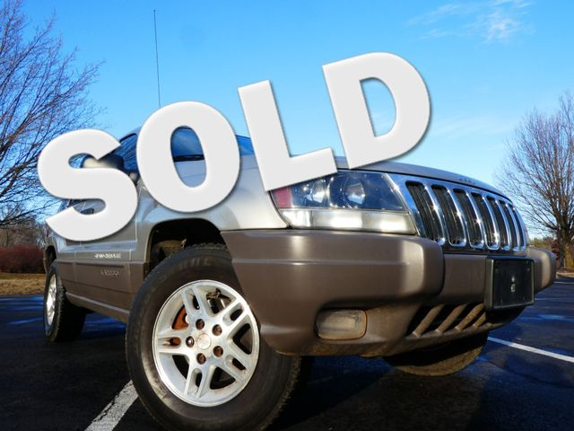 2003 Jeep Grand Cherokee Laredo Leesburg, Virginia 0
