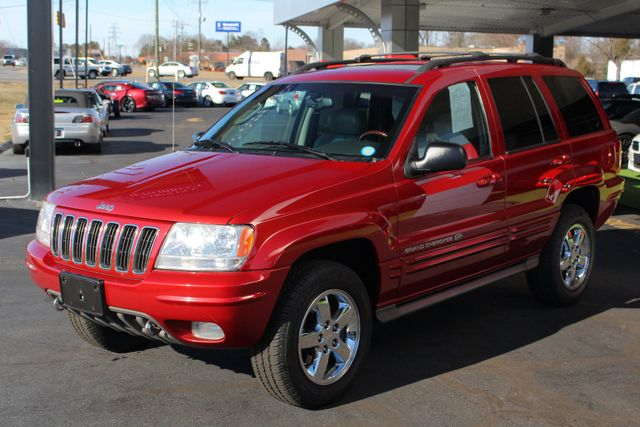 2003 Jeep Grand Cherokee Overland 4WD - SUNROOF - ONLY 48K MILES! Mooresville , NC 24