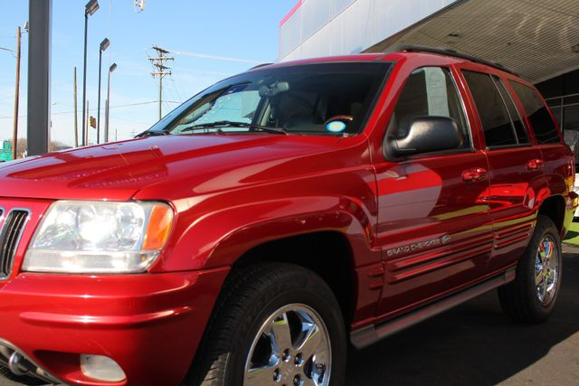 2003 Jeep Grand Cherokee Overland 4WD - SUNROOF - ONLY 48K MILES! Mooresville , NC 26