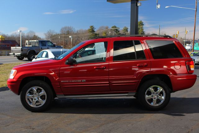 2003 Jeep Grand Cherokee Overland 4WD - SUNROOF - ONLY 48K MILES! Mooresville , NC 17
