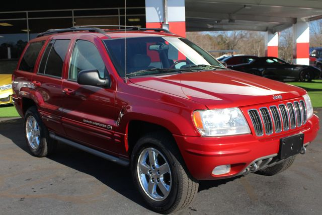 2003 Jeep Grand Cherokee Overland 4WD - SUNROOF - ONLY 48K MILES! Mooresville , NC 23