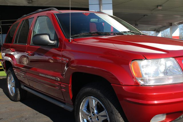 2003 Jeep Grand Cherokee Overland 4WD - SUNROOF - ONLY 48K MILES! Mooresville , NC 25