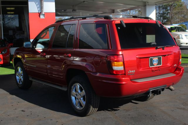 2003 Jeep Grand Cherokee Overland 4WD - SUNROOF - ONLY 48K MILES! Mooresville , NC 28