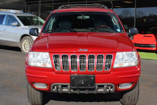 2003 Jeep Grand Cherokee Overland 4WD - SUNROOF - ONLY 49K MILES! Mooresville , NC 16
