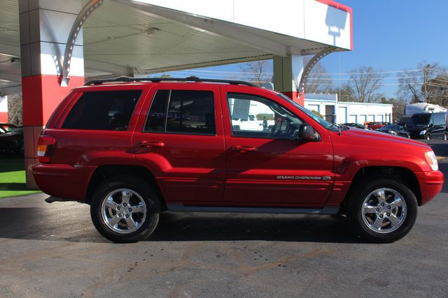 2003 Jeep Grand Cherokee Overland 4WD - SUNROOF - ONLY 49K MILES! Mooresville , NC 14