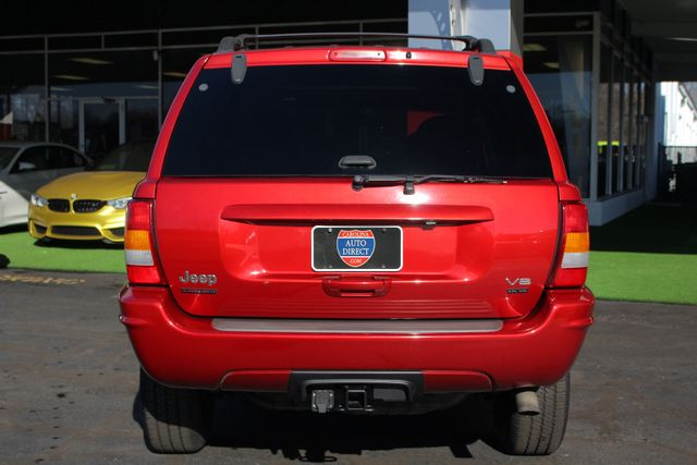 2003 Jeep Grand Cherokee Overland 4WD - SUNROOF - ONLY 49K MILES! Mooresville , NC 17