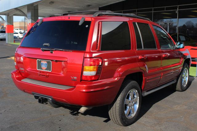 2003 Jeep Grand Cherokee Overland 4WD - SUNROOF - ONLY 49K MILES! Mooresville , NC 26