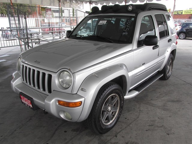 2003 Jeep Liberty Renegade Please call or e-mail to check availability All of our vehicles are