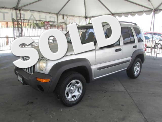 2003 Jeep Liberty Sport Please call or e-mail to check availability All of our vehicles are ava