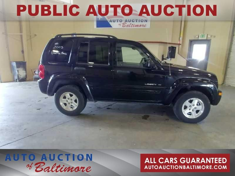 2003 Jeep Liberty Limited | JOPPA, MD | Auto Auction of Baltimore  in JOPPA MD