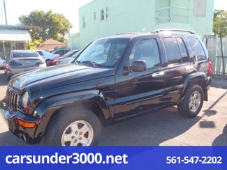 2003 Jeep Liberty Limited Lake Worth , Florida 1