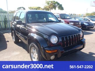 2003 Jeep Liberty Limited Lake Worth , Florida