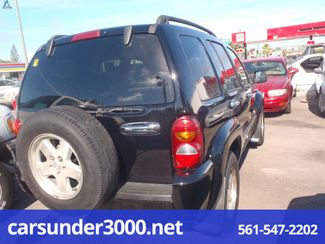 2003 Jeep Liberty Limited Lake Worth , Florida 2