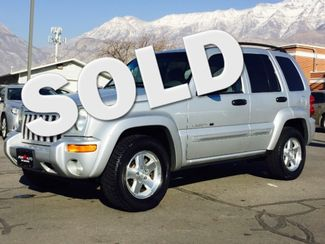 2003 Jeep Liberty Limited LINDON, UT