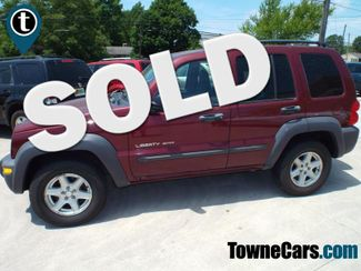 2003 Jeep Liberty Sport | Medina, OH | Towne Auto Sales in Medina OH