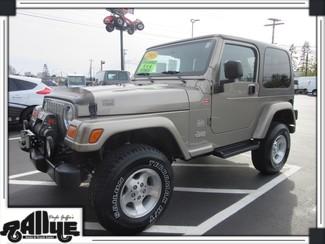 2003 Jeep Wrangler Sahara Burlington, WA