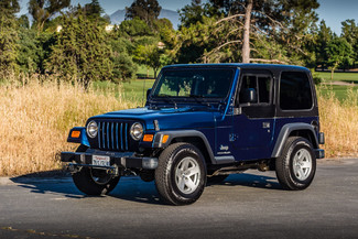 2003 Jeep Wrangler SE | Concord, CA | Carbuffs in Concord