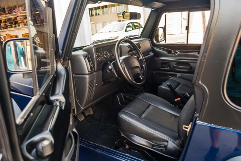 2003 Jeep Wrangler SE | Concord, CA | Carbuffs in Concord, CA