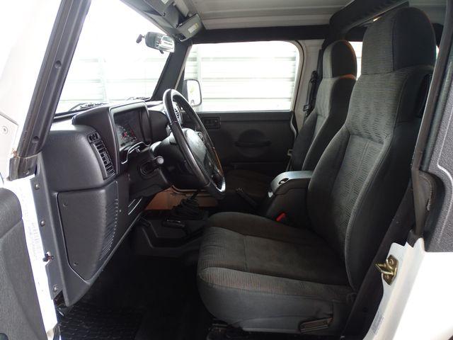 2003 Jeep Wrangler X Corpus Christi, Texas 16