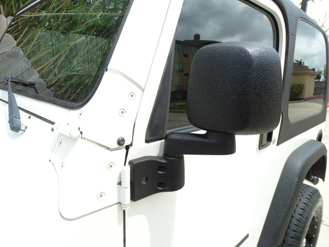 2003 Jeep Wrangler X Corpus Christi, Texas 9