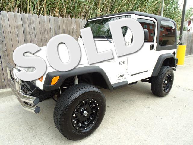 2003 Jeep Wrangler X Corpus Christi, Texas 0