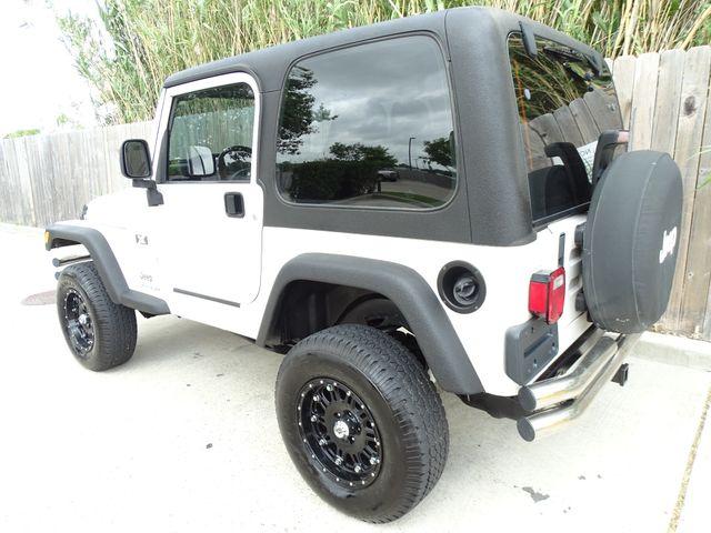 2003 Jeep Wrangler X Corpus Christi, Texas 2