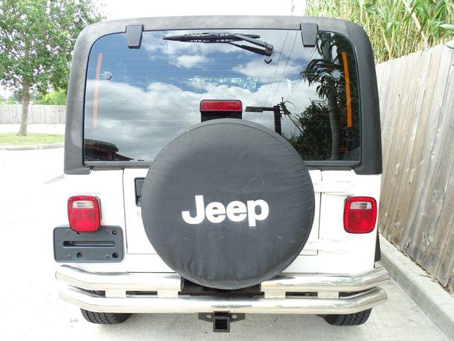 2003 Jeep Wrangler X Corpus Christi, Texas 7