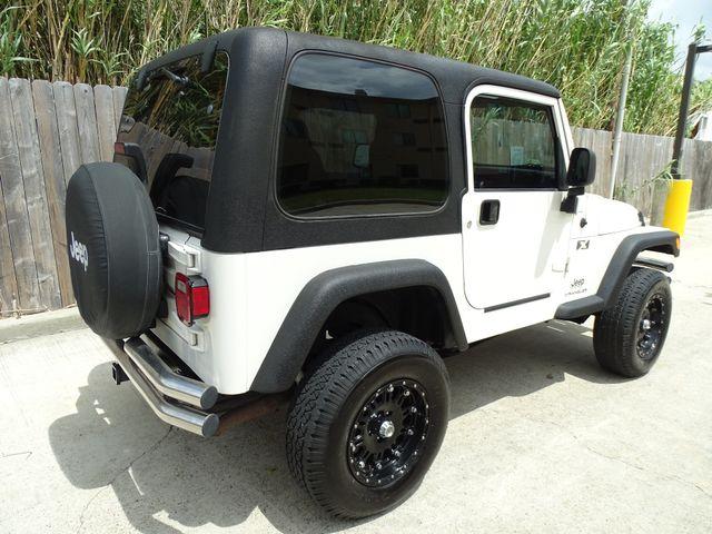 2003 Jeep Wrangler X Corpus Christi, Texas 3