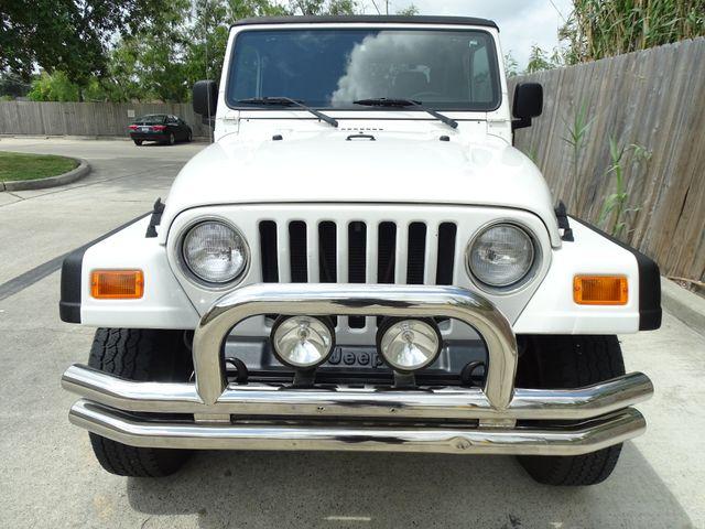 2003 Jeep Wrangler X Corpus Christi, Texas 6