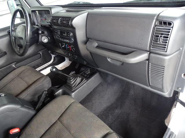 2003 Jeep Wrangler X Corpus Christi, Texas 21