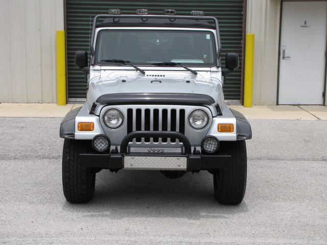 2003 Jeep Wrangler Rubicon TOMB RAIDER ED. Jacksonville , FL 11