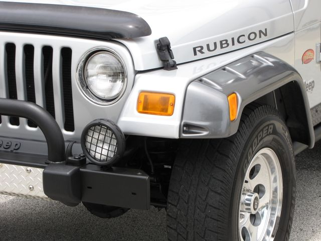 2003 Jeep Wrangler Rubicon TOMB RAIDER ED. Jacksonville , FL 13